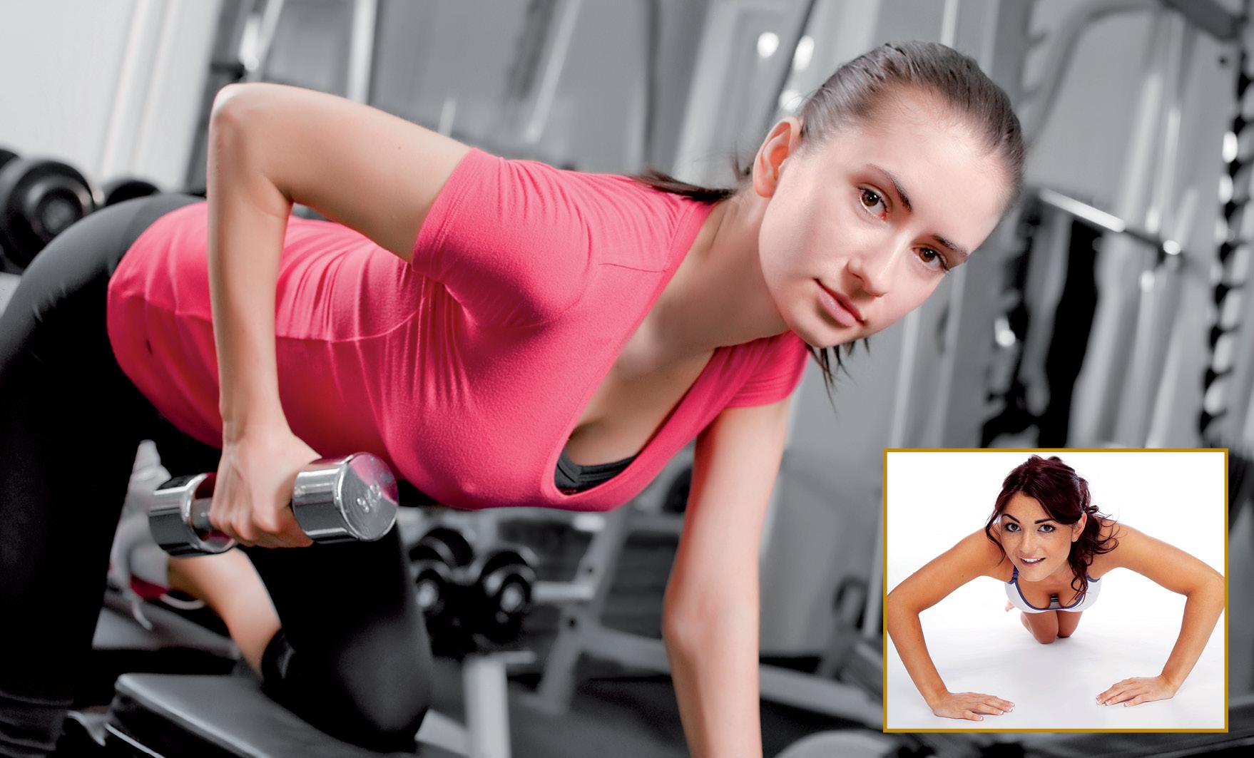 Musculação - Revista Correr - Corrida