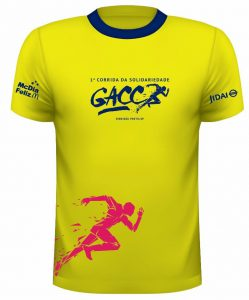 camiseta corrida gacc revista correr 2016