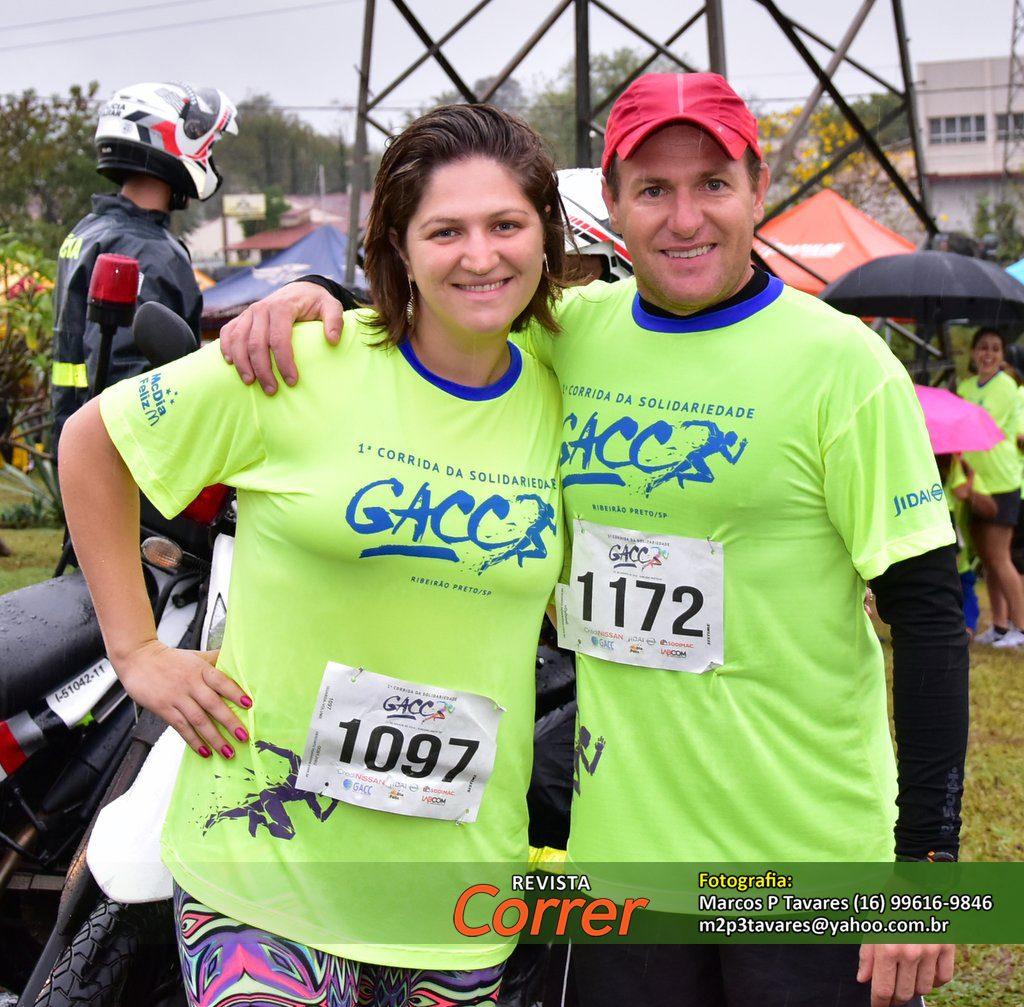 Corrida Solidaria GACC 2016 - Revista Correr