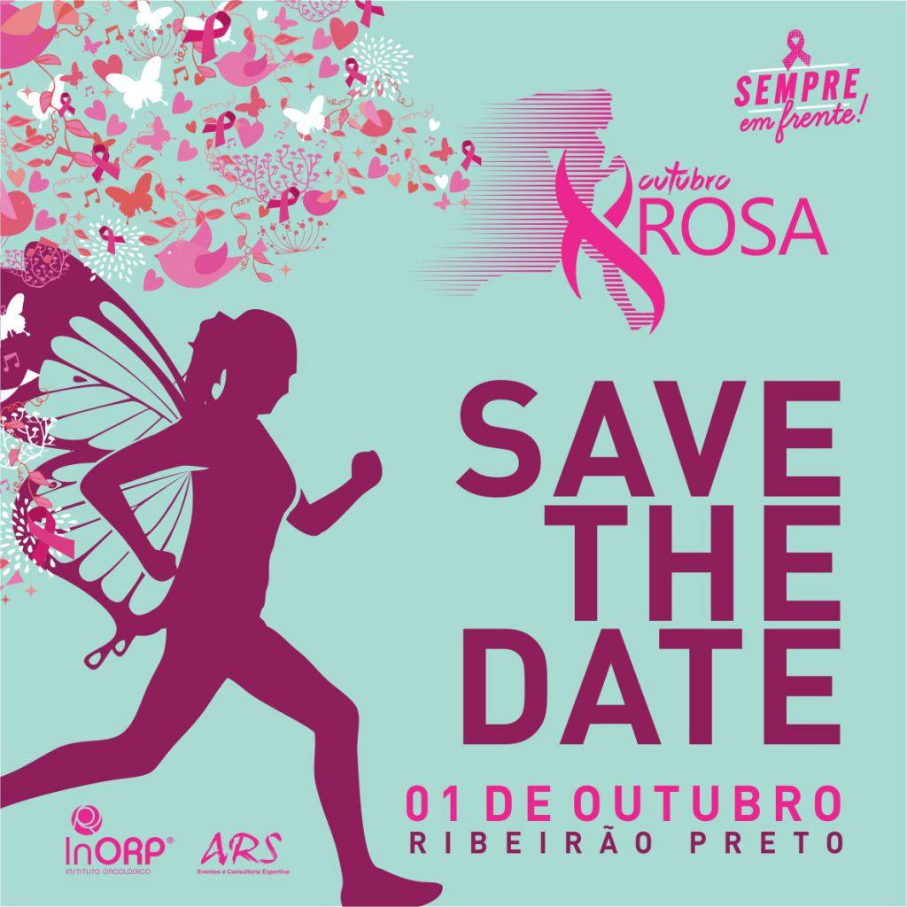 Corrida Outubro Rosa 2017 - Revista Correr