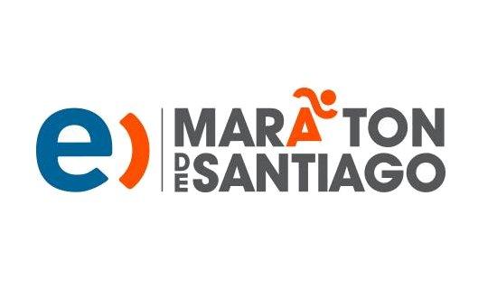 LOGO Corrida Maratona de Santiago 2018 (Chile) Revista Correr